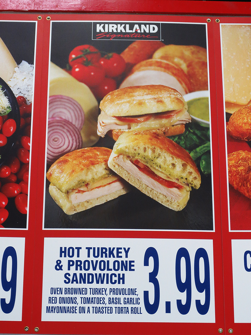 Costco Food Court Menu — The Greatest Hotdog Ever